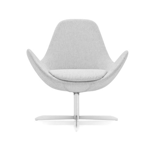 Electa: Swivel Armchair
