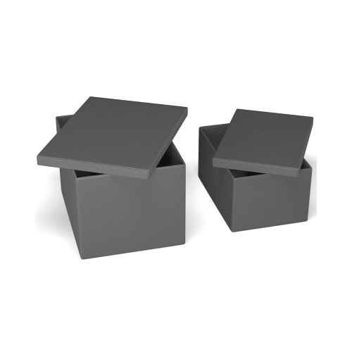 Clever: Set of 2 Storage Boxes