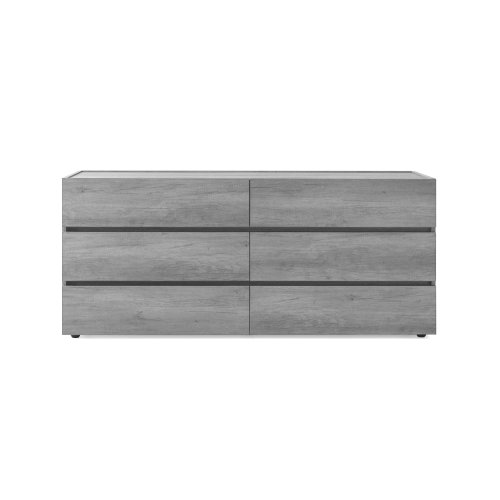 Huron: 6 Drawer Dresser
