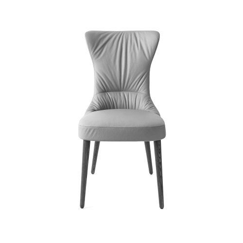 Rosemary: Elegant Plush Seat Chair