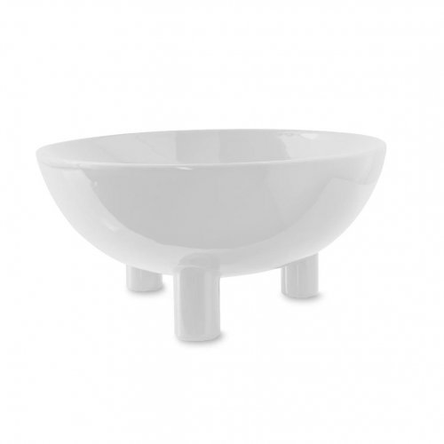 LIFT Centerpiece ceramic GLOSSY WHITE