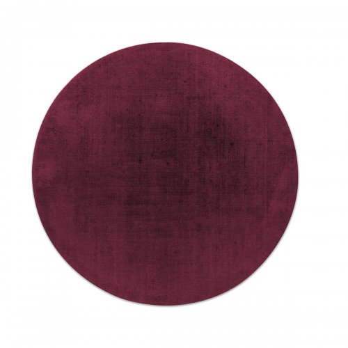 MEDLEY Rug Microfibre, cotton base BURGUNDY