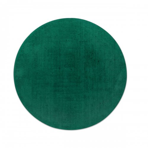 MEDLEY Rug Microfibre, cotton base MOSS GREEN