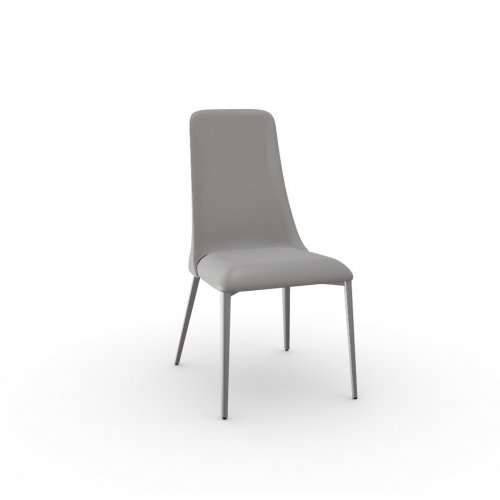 ETOILE Frame P176 met. MATT TAUPE  Seat D04 soft leather TAUPE