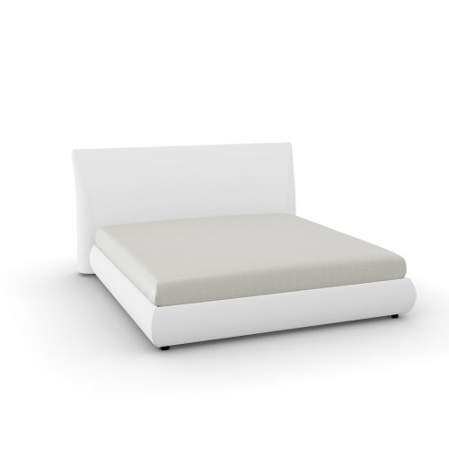 MICHIGAN Frame G8K Ekos WHITE  Headboard G8K Ekos WHITE