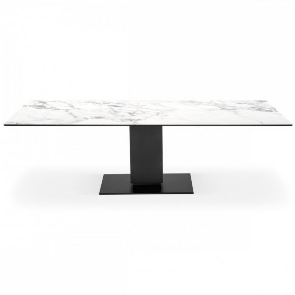 Echo: Modern Pedestal-Base Table