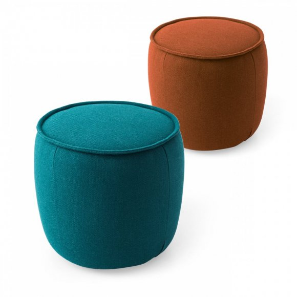 Superb Muffin Upholstered Ottoman Calligaris Los Angeles Store Evergreenethics Interior Chair Design Evergreenethicsorg