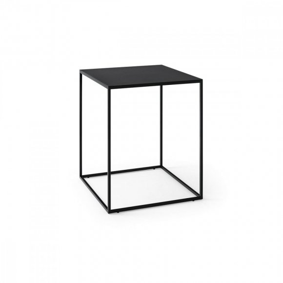 Thin: Industrial-Style Side Table