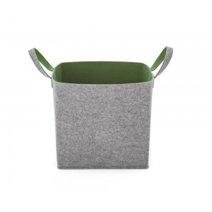 Elliott: Large Felt Storage Basket